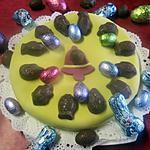 recette Gâteau de Pâques à la confiture.