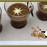 recette Crème de Potiron aux Champignons
