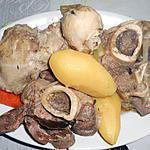 recette CARNA IN BRODO (VIANDE AU BOUILLON)