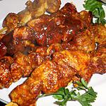 recette Brochette de poulet à la chinoise