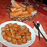 recette choux farcis(dolma)
