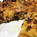 recette Gâteau de pommes sans beurre de Sisirena