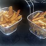 recette Frites au four