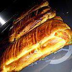 recette Friand au épinard-chévre