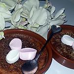 recette Crème brûlée au marshmallows