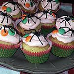 recette Cupcakes d'Halloween
