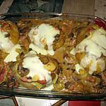 recette pommes de terre farcis saveur noix de coco