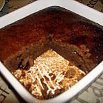 recette ramequin fondant au chocolat