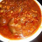 recette Curry d agneau