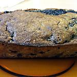 recette Cake a la myrtille