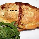 recette Croissants garnis