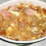 recette Pâtiflette (régime dukan)