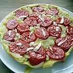 recette Tatin tomates-oignons