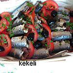 recette Sardine au four