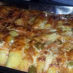 recette Quenelles de semoule en gratin