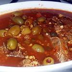 recette Langue de porc sauce tomate