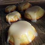 recette Muffins et son glaçage acidulé