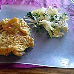 recette omelette   aux deux pommes, et salon du chocolat