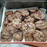 recette Cookies (Thibaud et Yann) photos perso version française & allemande