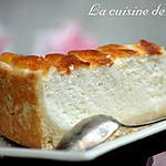 recette Cheesecake au citron