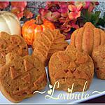recette Muffins à la citrouille et à la mélasse