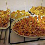 recette tartelettes aux ravioles du blog  croquant gourmand et autres tartelettes apéritif