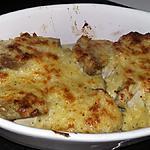 recette Rouelle de porc gratiné au fromage