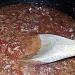 recette Sauce bolognaise de thon