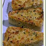 recette Omelette aux deux saumons et poireaux
