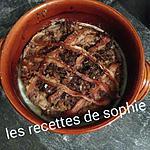 recette PÂTÉ DE SANGLIER