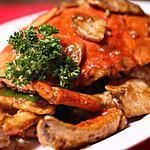 recette Crabes dormeurs sautés au gingembre