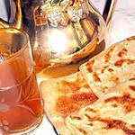 recette msemen(feuilleté maghrébain) au blé complet....pour ma soeur...