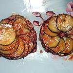 recette Courgette farcie ...en cocotte (régime dukan)