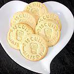 recette Biscuits sablés noix de coco (régime dukan)