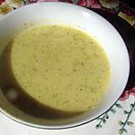 Soupe au citron et au riz