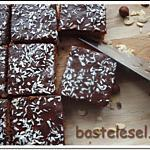 recette Carrés au chocolat