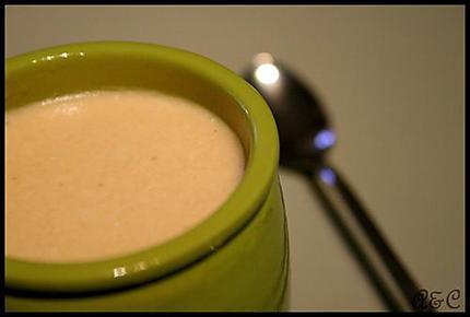 yaourt spéculoos et son coulis (2)
