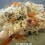 recette Filet de cabillaud Dugléré