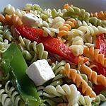 recette Salade tricolore