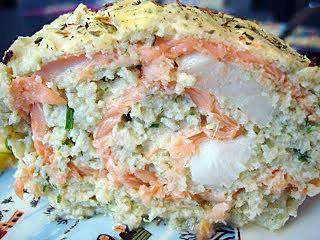 saumon regime recette