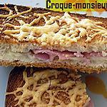 recette Croque-monsieur