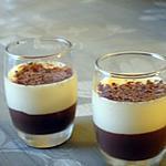 recette verrines tout chocolat