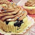 recette cupcakes choco-coco