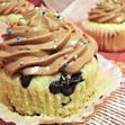 cupcakes : recette cupcakes choco-coco