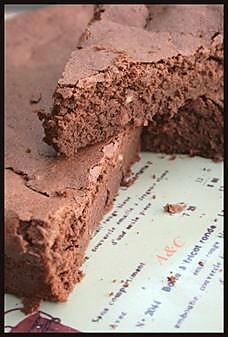 Fondant moelleux courgette chocolat amande (2)