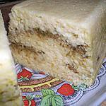 recette cake au céléri & tapenade verte