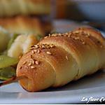 recette Brochettes / sandwichs