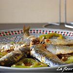 recette Sardines en cocotte
