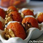 recette Boules de potiron et noix