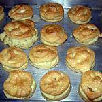 recette Icicles (Sablés meringués à l'abricot)